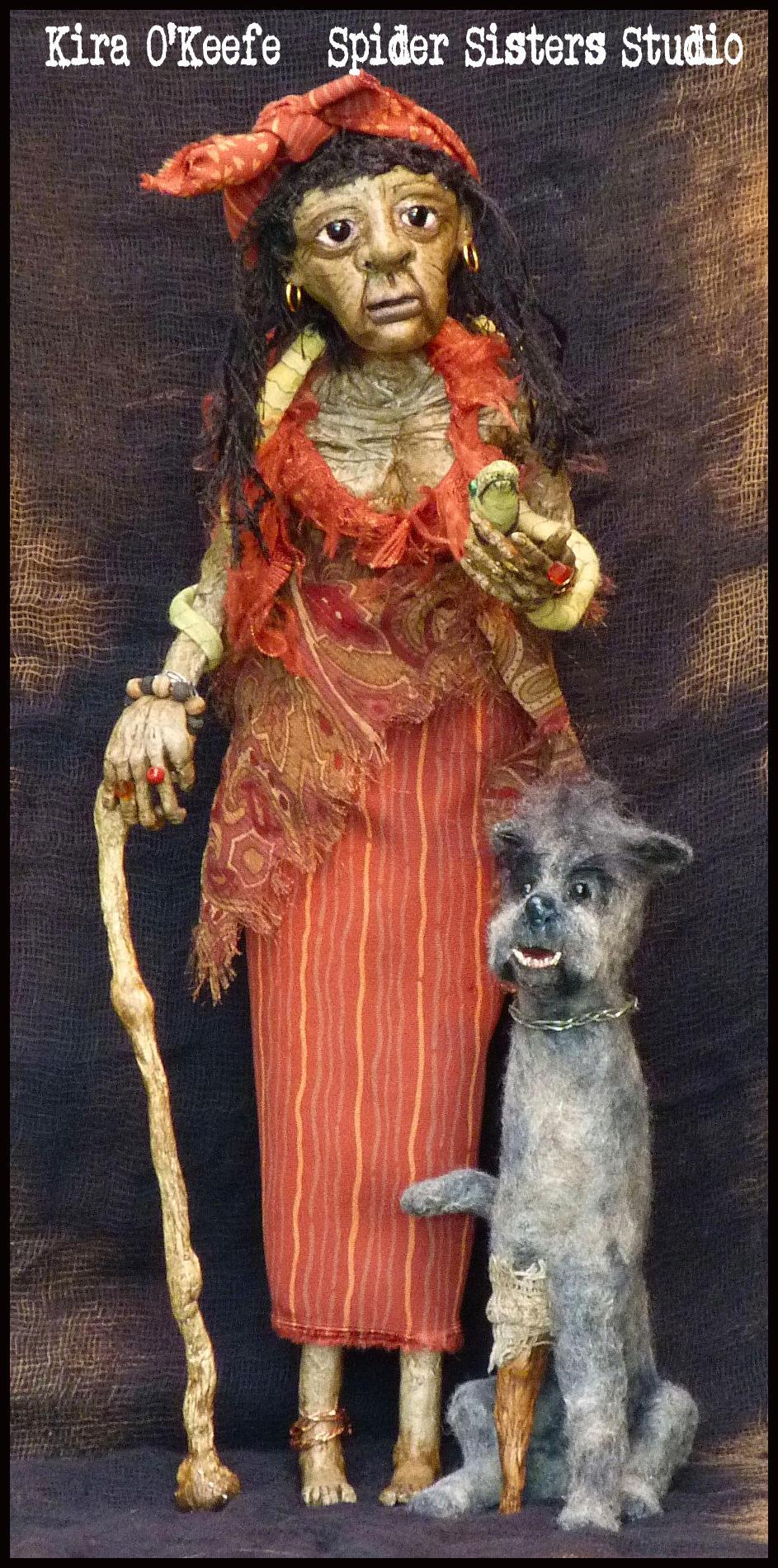 Marie Laveau & Beauty
