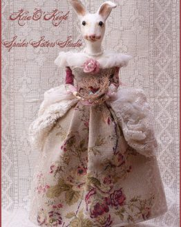 Peony Queen Anne Doll